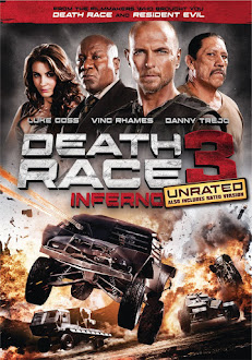 Death Race: Inferno - Death Race 3
