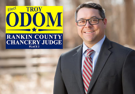 Troy Odom for Chancery Judge