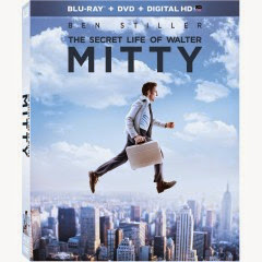 Giveaway - The Secret Life of Walther Mitty on Blu-ray (and more!)