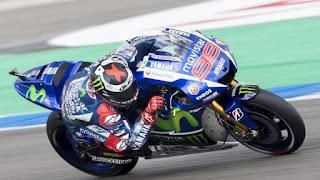 Hasil Kualifikasi MotoGP Motegi 2015, Lorenzo Di tempel Ketat Rossi