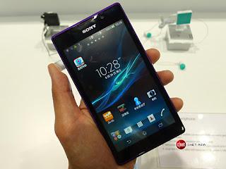 Review Spesifikasi dan Harga Sony Xperia C Dual Sim