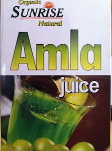 Sunrise Organic Amla