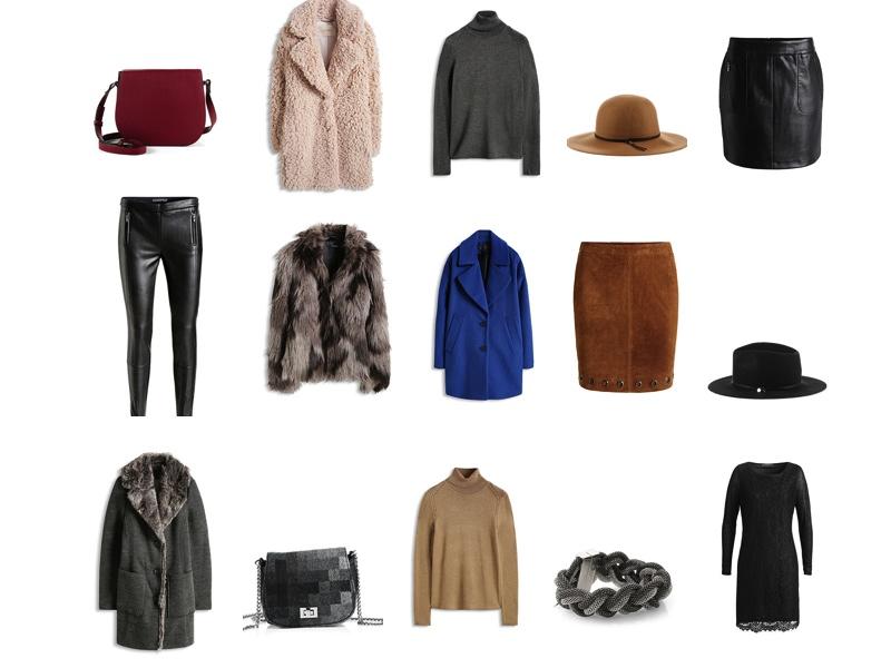 Mission personnelle Shopper Hiver : Esprit