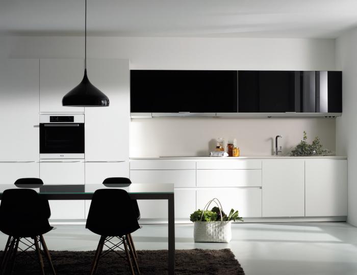 Campanas integrables las que no se notan cocinas con estilo - Campanas de cocina modernas ...