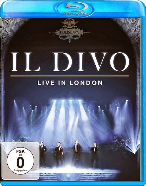 Il Divo Live in London (2011) m720p BDRip 3.6GB mkv AC3 5.1 ch