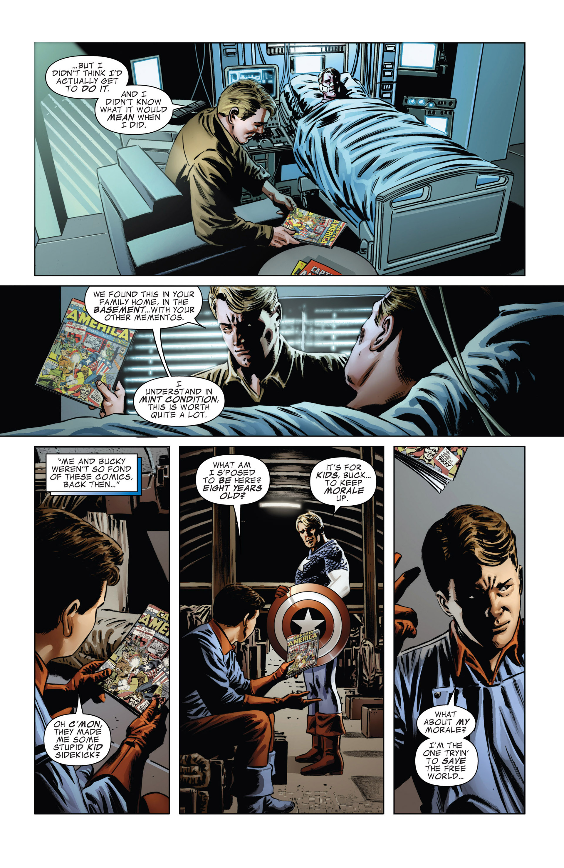 Captain America (2011) Issue #19 #19 - English 9
