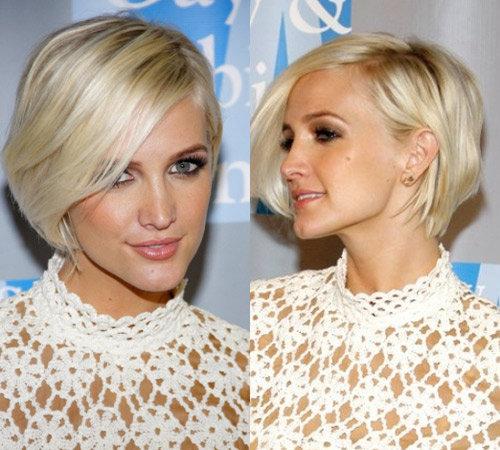 Tóc Twiggy - Kiểu tóc ngắn đẹp 2013
