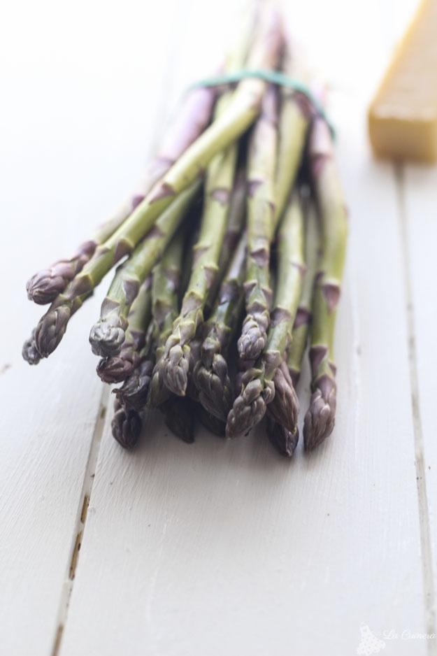 recetas con espárragos verdes