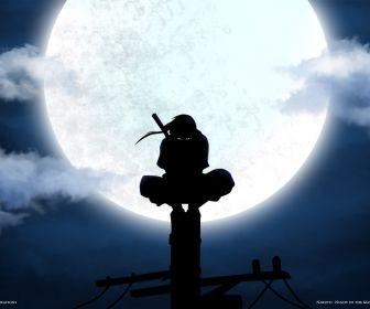 Itachi Uchiha Moon_silhouette_naruto_shippuden_uchiha_itachi_power_lines_anbu_desktop_1600x1200_wallpaper-410418