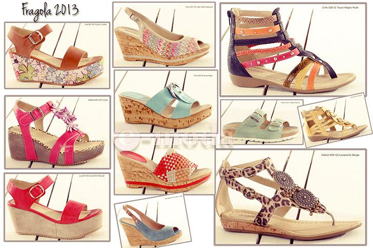 Fragola calzados primavera verano 2013