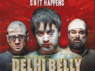 Delhi Belly - Poster