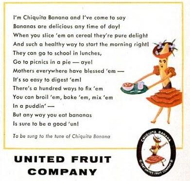is my pretty love chiquita:
