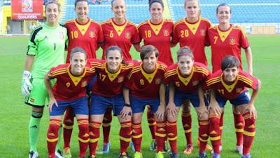 Mundial femenino de fútbol 2015 España,