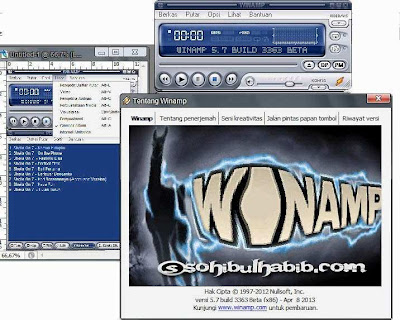 Winamp Pro 5.70.3363 Full Serial