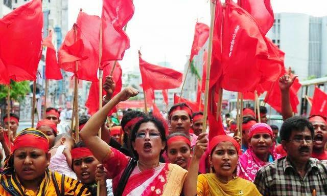 Buruh Bangladesh Berlawan