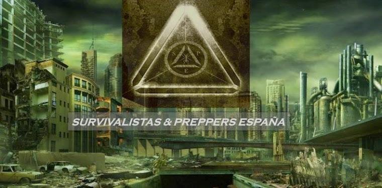 SURVIVALISTAS Y PREPPERS. ESPAÑA