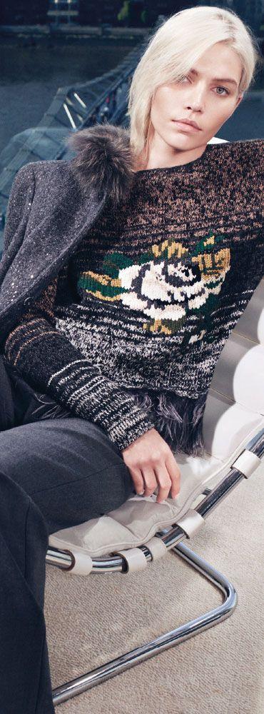 swetry wielka moda