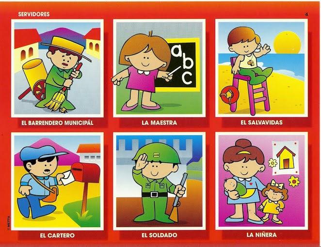 Vocabulario en imágenes. Maestra de Infantil y Primaria.: octubre 2014