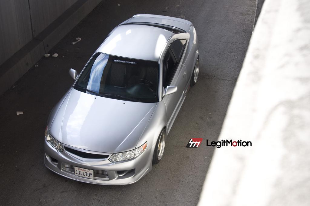 Toyota Camry Solara, japońskie coupe