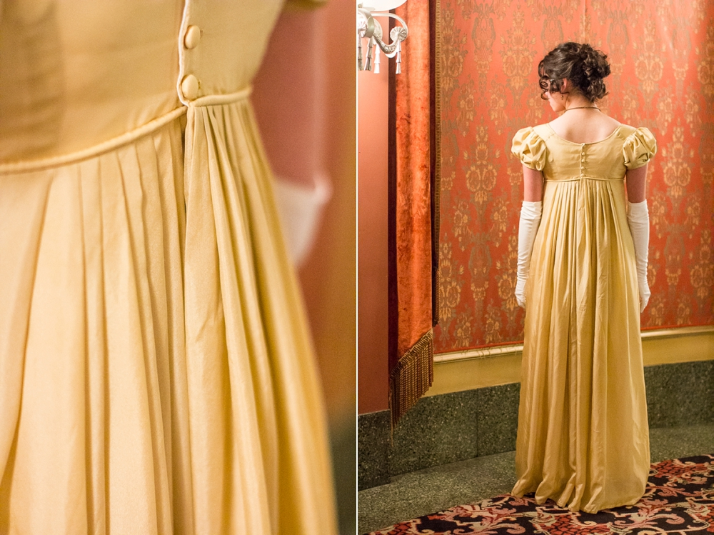 Mode de Lis: · A Regency Ballgown for Kathryn ·
