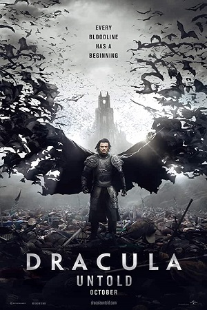 Dracula Untold (2014) Full Movie Dual Audio [Hindi+English] Complete Download 480p