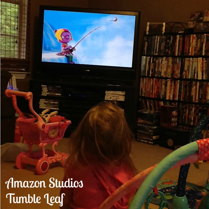 Tumble Leaf from Amazon Studios Amazon Prime Instant Video