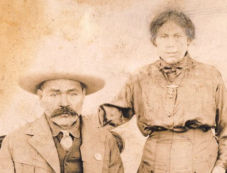 Victor and Luisa Ayala Gonzales