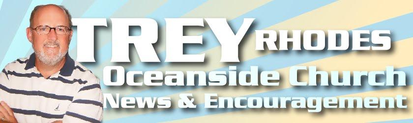 Pastor Trey Rhodes