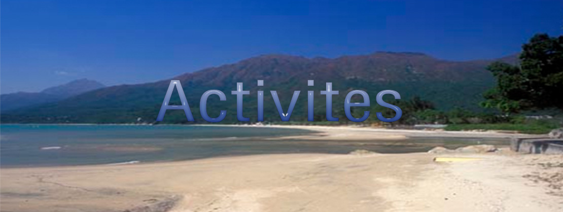 South Lantau Families Activities