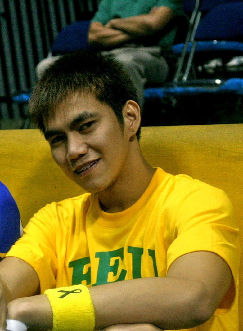 More pictures of RR Garcia, the alleged boyfriend of Vice Ganda