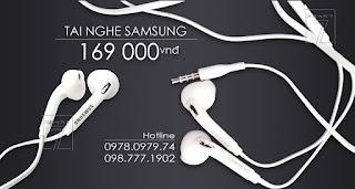 Tai nghe có dây Samsung Galaxy S6: