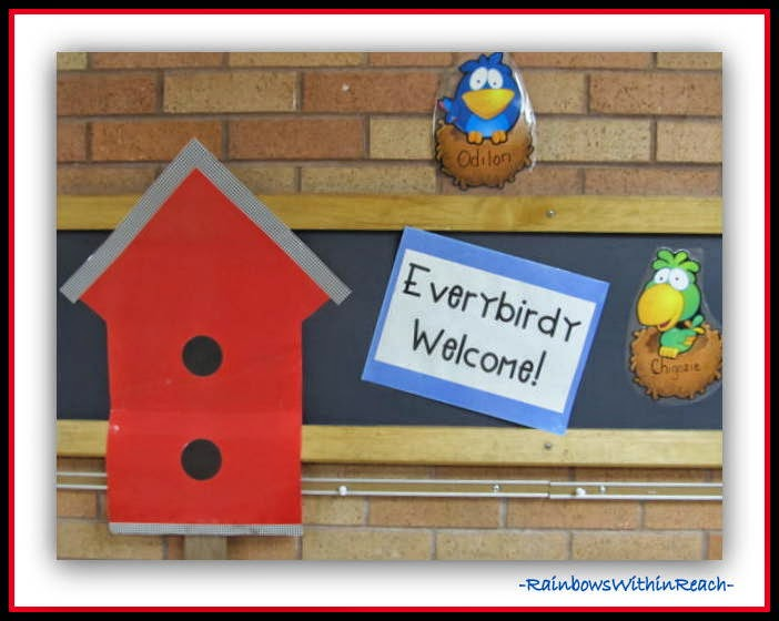 Back-to-School Bulletin Board RoundUP at RainbowsWithinReach