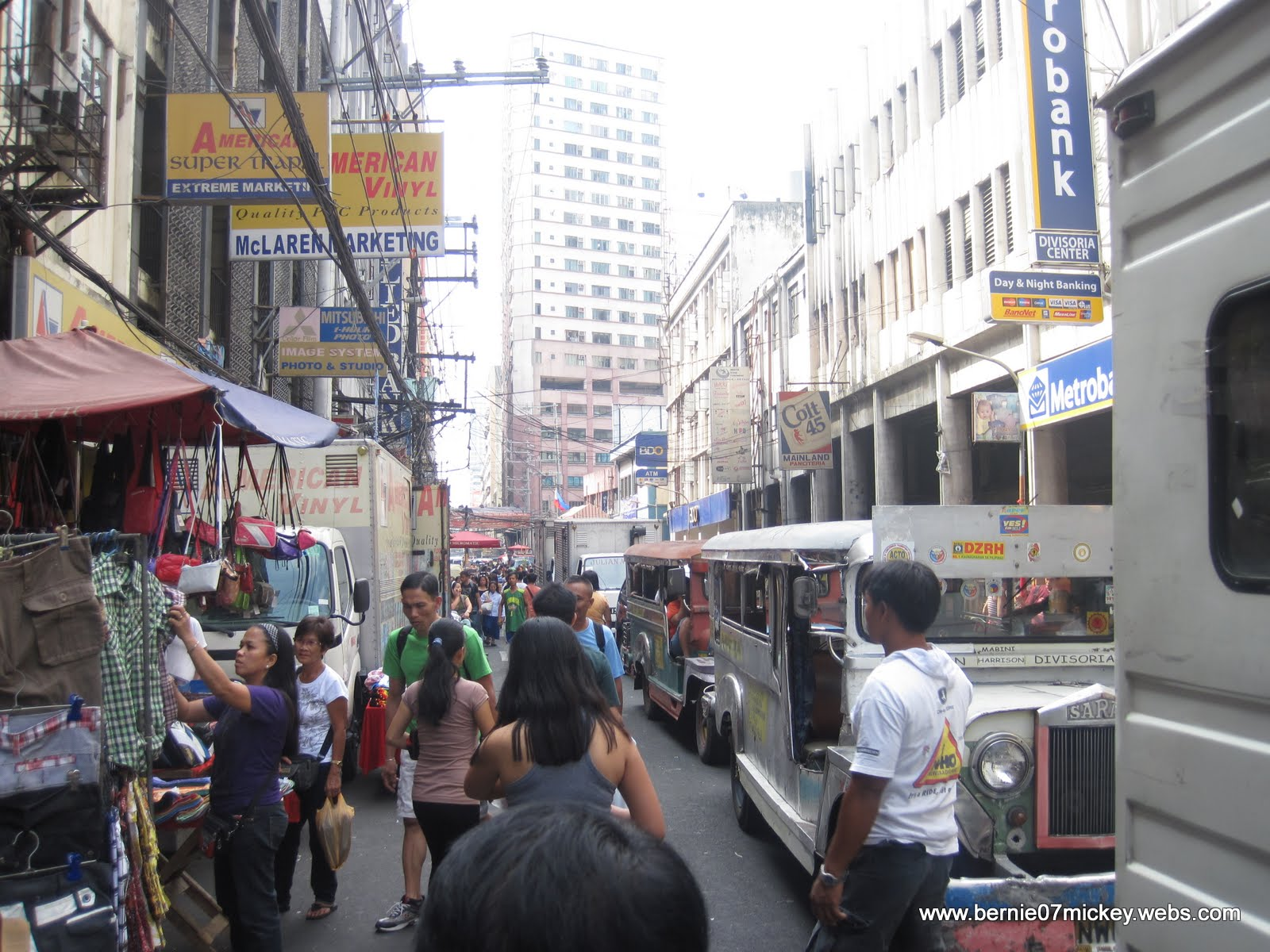how to get to 168 mall divisoria