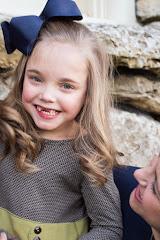 Alli Grace, age 5