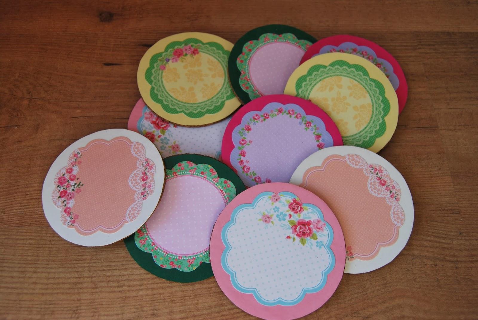 Posavasos handmade 10