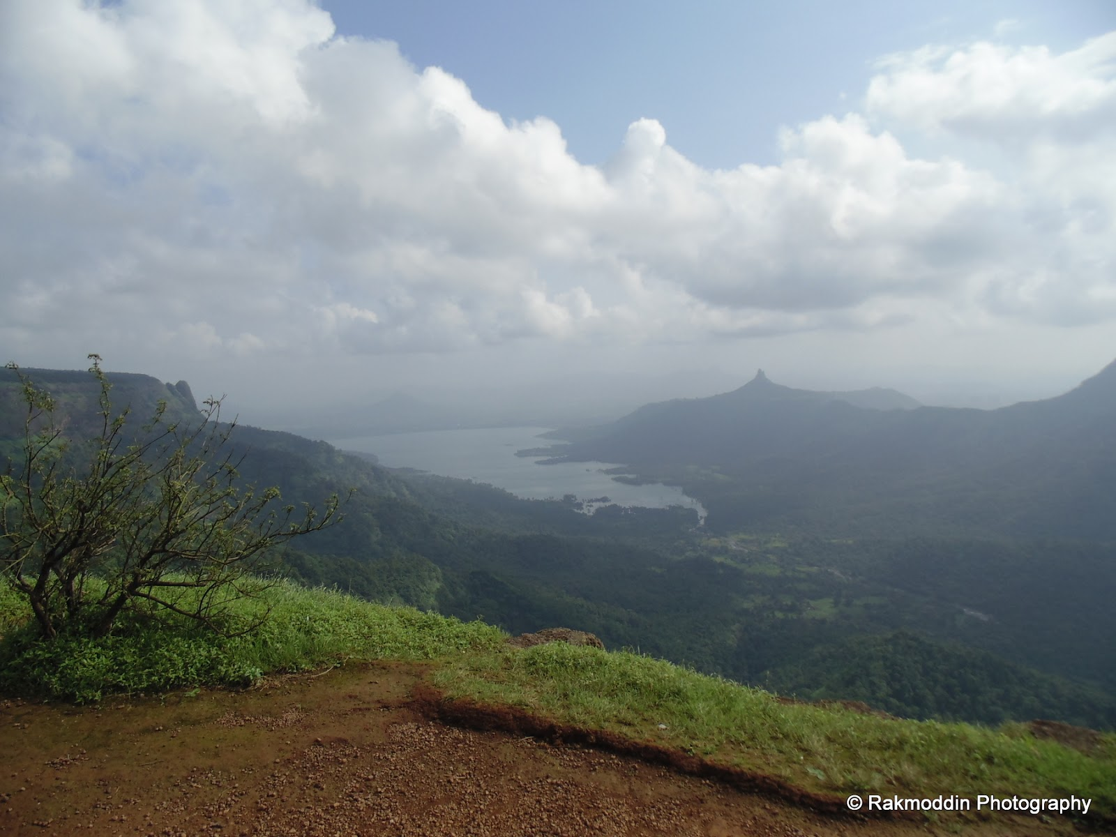 Echo Point in Matheran Hill Station