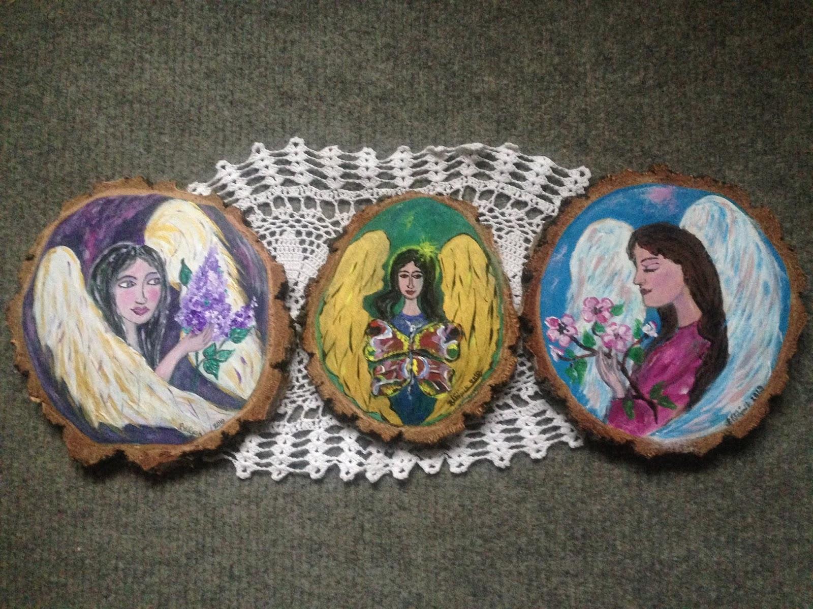 Candy z aniołami u Basi