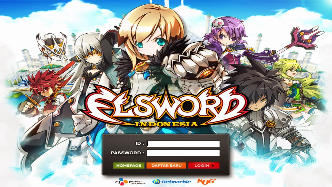 Cheat Elsword Indonesia Terbaru 2013