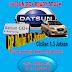 DATSUN GO+ READY STOCK