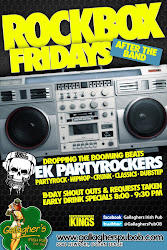 ROCKBOX FRIDAYS