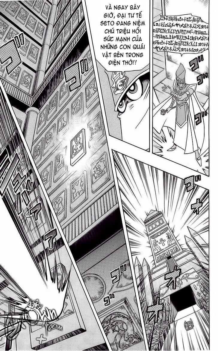 YuGi Oh – Vua Trò Chơi chap 286 Trang 7