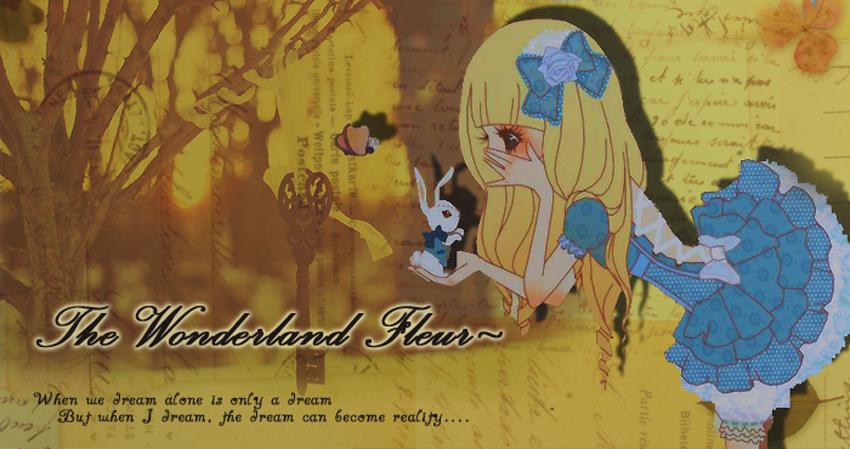 ♠♣The wonderland Fleur♥♦