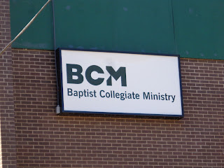Baptist Collegiate Ministry at Northeastern State University