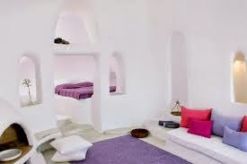 Perivolas Hotel, Greece, Cave Hotel Room