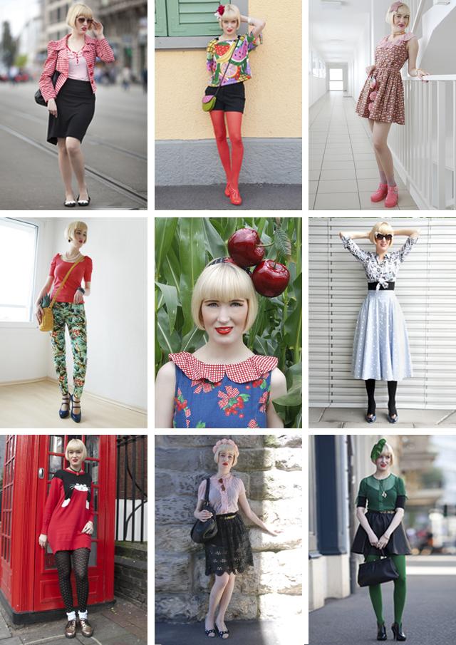outfits, fashion, looks, 2012