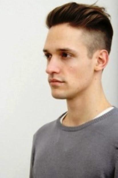 hairstyle men undercut