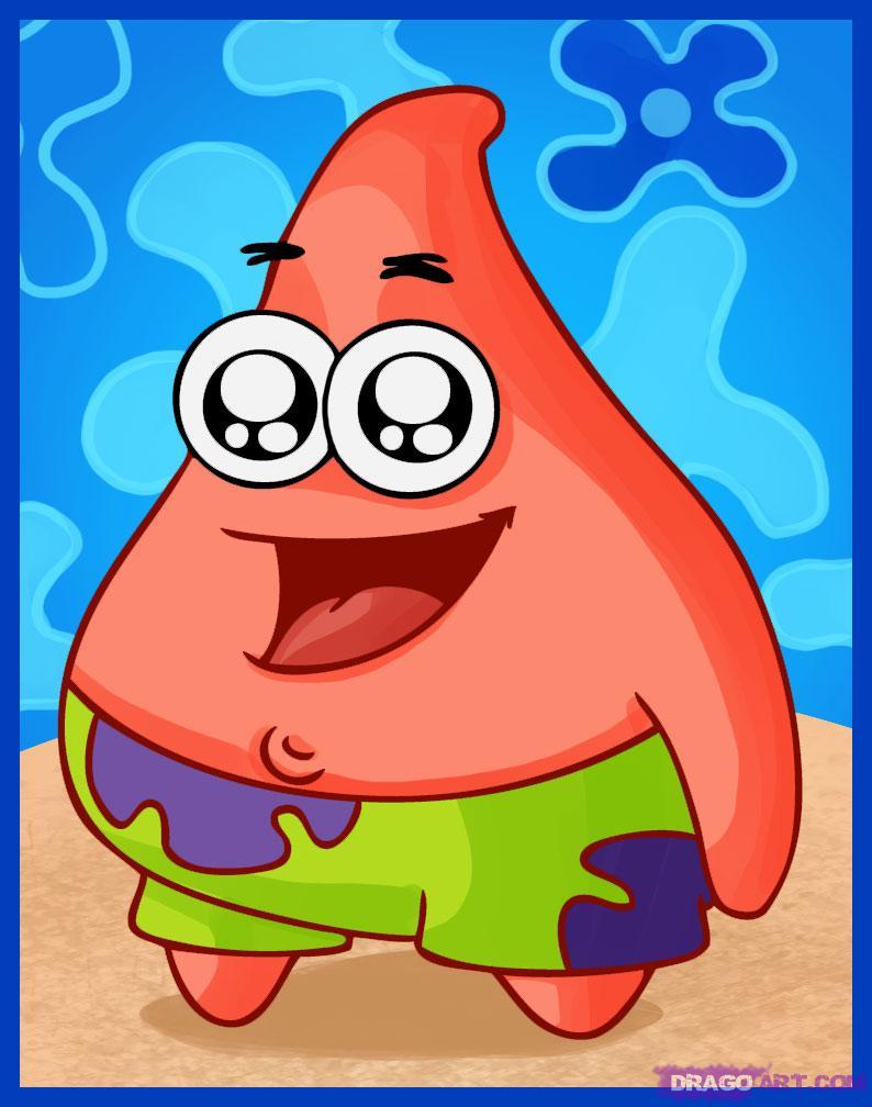 patrick sponge bob