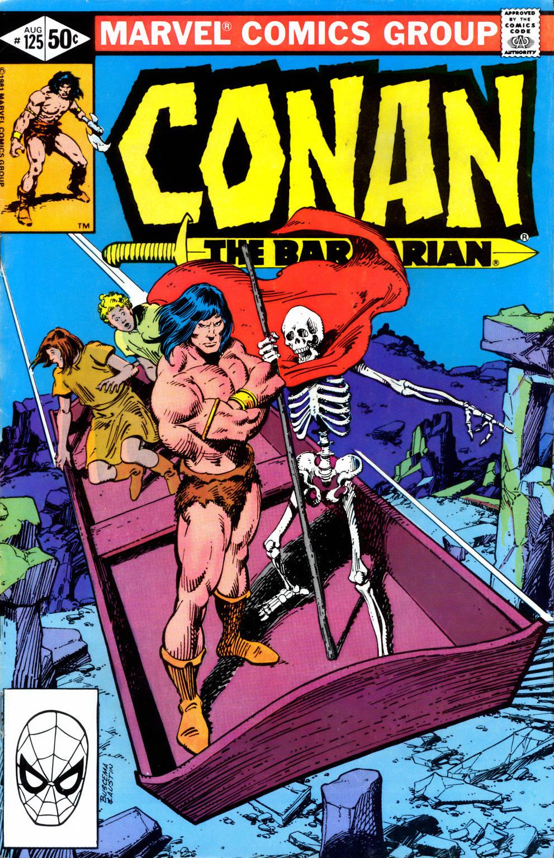 Conan the Barbarian (1970) Issue #125 #137 - English 1