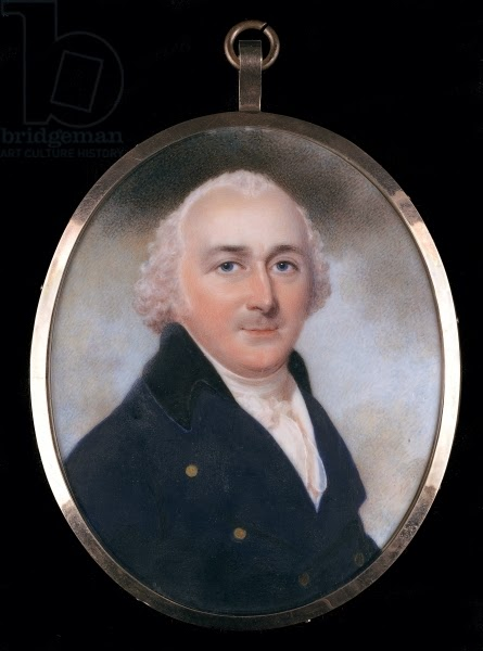 Fig. 1: Humphry Repton by John Downman, c. 1790