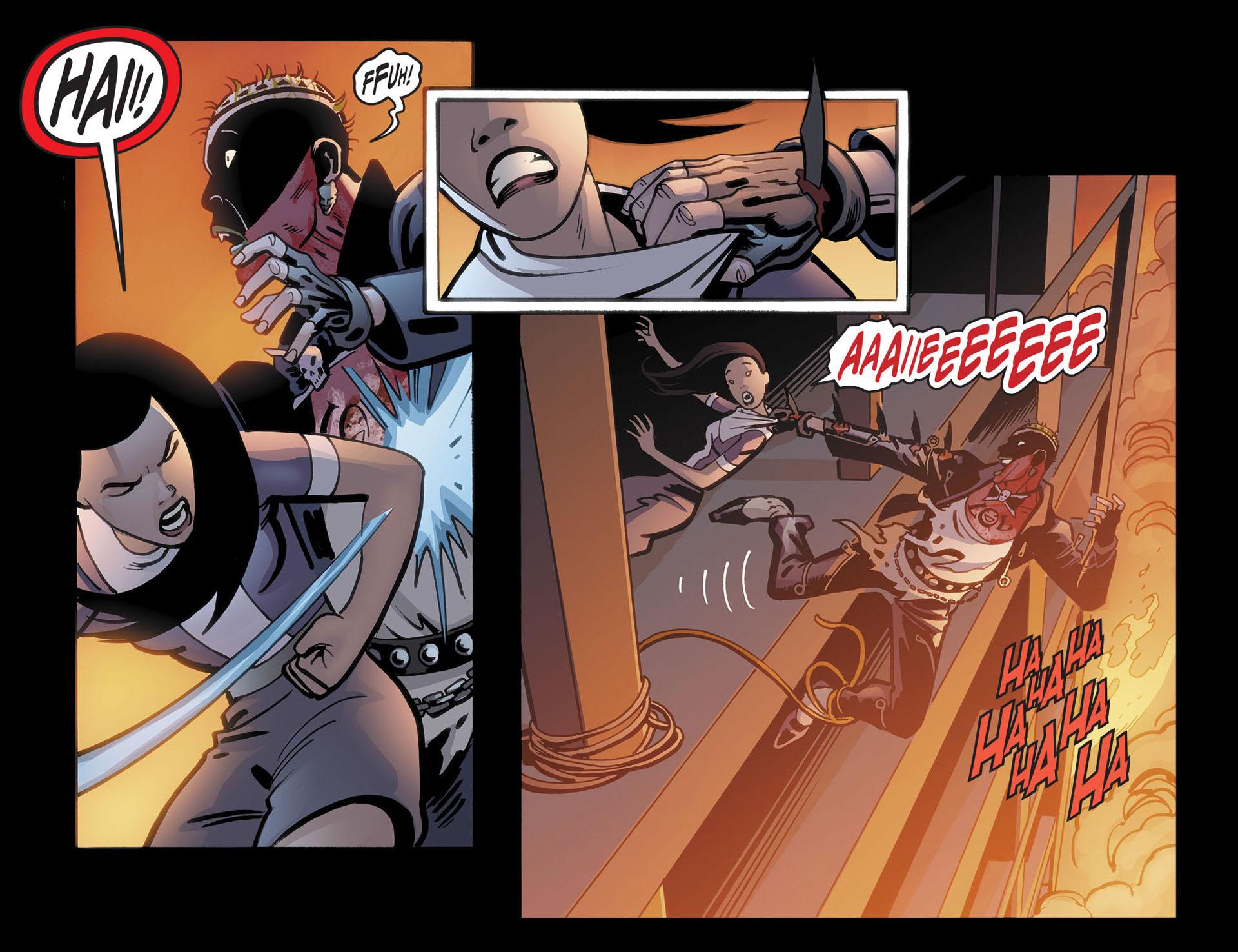 Batman Beyond (2012) Issue #18 #18 - English 18